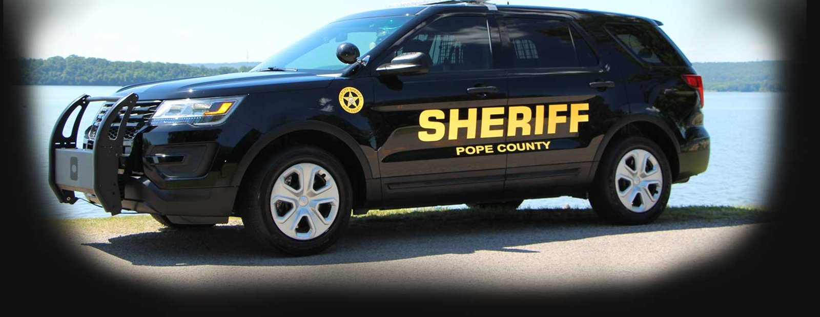 Pope County Sheriff's Office Vehicle